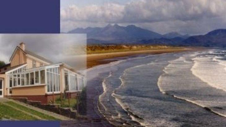 Lios Dána Lodge, sleeps  12,  group holiday rental, Kerry
