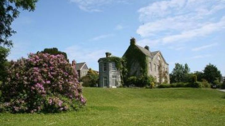 Blaenpant Mansion, sleeps  18,  group holiday rental, Pembrokeshire