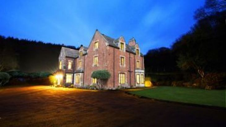 The Old Rectory, sleeps  18,  group holiday rental, Somerset
