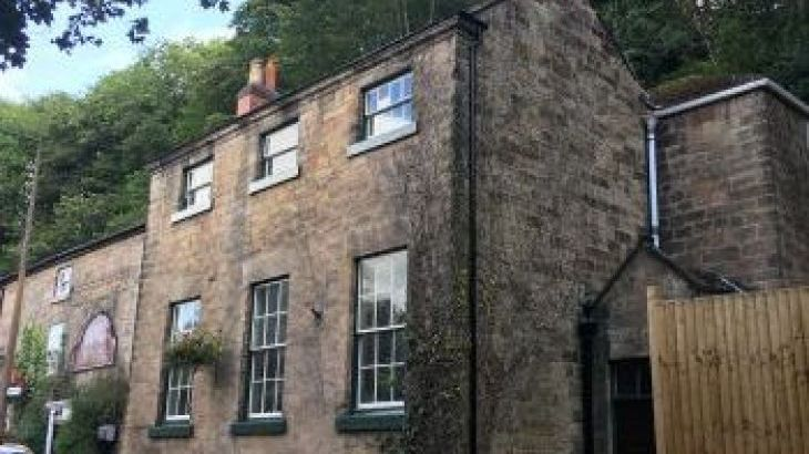 Ebenezer Chapel, sleeps  22,  group holiday rental, Derbyshire