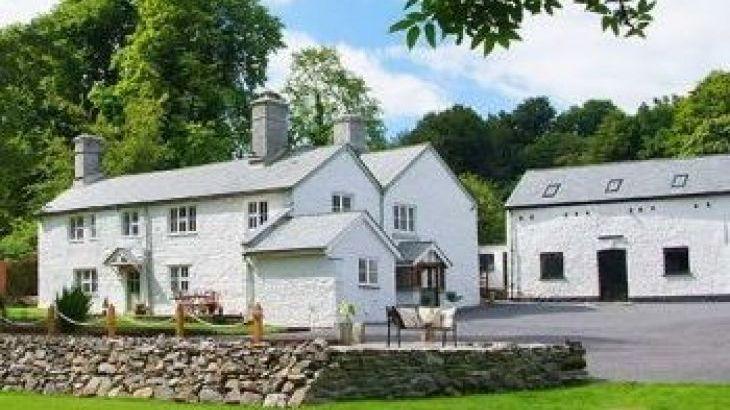 Whitelady House, sleeps  12,  group holiday rental, Devon