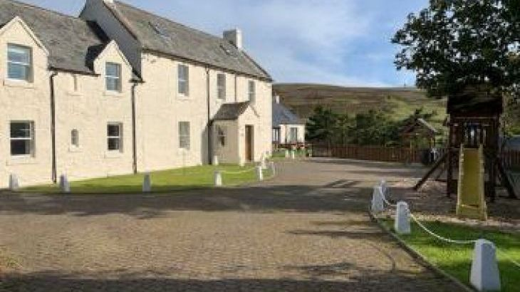 Belton House Holiday Home, sleeps  22,  group holiday rental, Dumfries and Galloway
