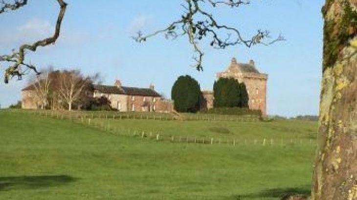 Kirkandrews House, sleeps  13,  group holiday rental, Cumbria