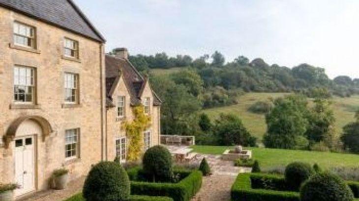 Week Farm, sleeps  18,  group holiday rental, Somerset