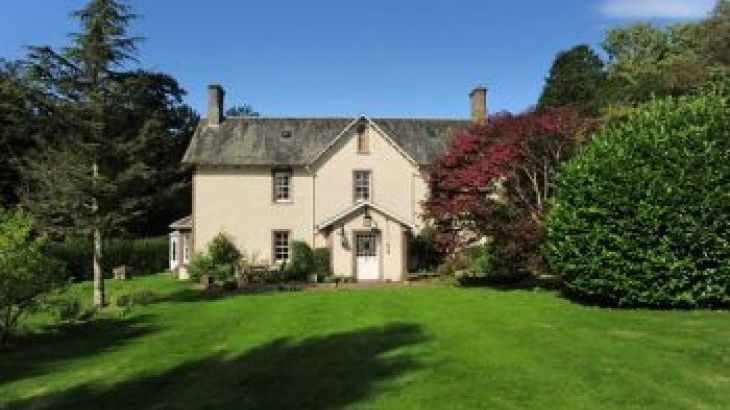 The Old Manse of Monzie, sleeps  12,  group holiday rental, Perthshire