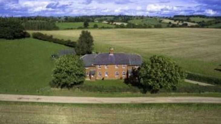 Durstone Cottages, sleeps  22,  group holiday rental, Herefordshire