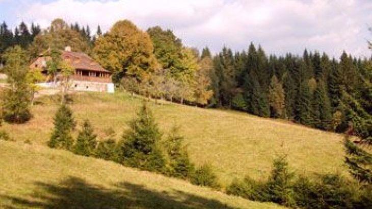 Tara, sleeps  10,  luxury log cabins, Beskydy Mountain Nature Reserve