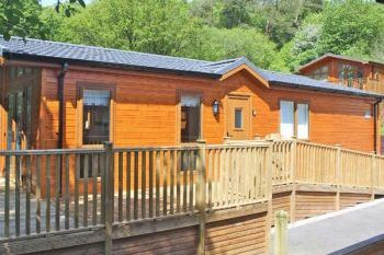 Bluebell Wooden Lodge, Cumbria