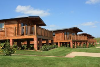 Rutland Lodges at Greetham Valley, Rutland, England