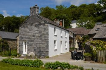 The Corn Mill, Pembrokeshire, Wales