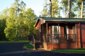 Royal Deeside Woodland Lodges, Aberdeenshire, Scotland