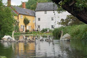 The Watermill, Suffolk, England