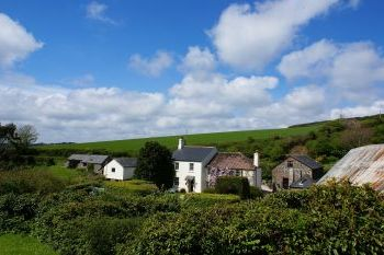 Dittiscombe Cottages, Devon, England