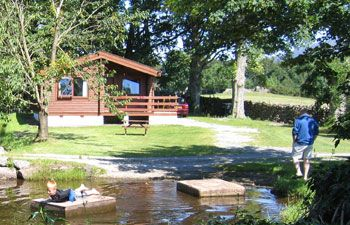 Fisherground Holiday Lodges, Cumbria, England