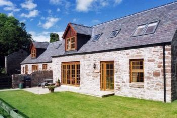Cottage for couples in Scotland Central