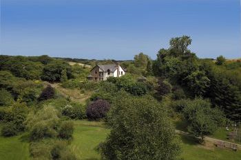 Pet-friendly for 2 in Exmoor, North Devon, South West England.