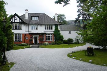 Powys Country House, Denbighshire, Wales