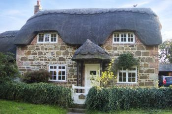 Little Thatch Coastal Cottage, Shorwell, English South Coast  - Isle of Wight
