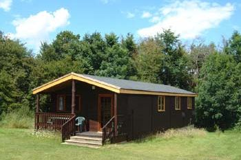 Warren Lodges, Suffolk, England