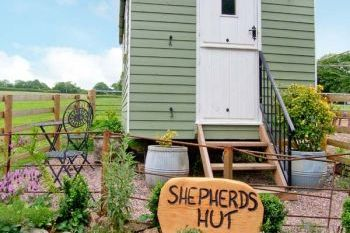 The Shepherds Hut, Leighton, Heart of England - Shropshire