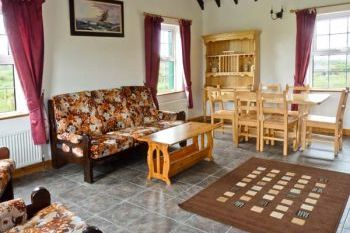 Cruit Island pet-friendly holiday cottage, Donegal, Ireland