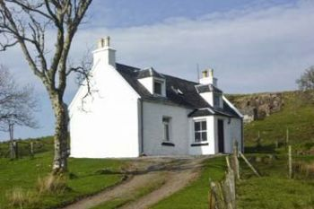 The Ghillie's holiday cottage, Isle of Skye, Scotland