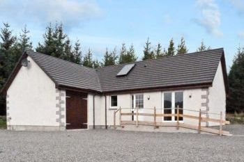 Braewood Holiday Bungalow, Highland, Scotland