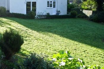 Garden Flat dog friendly holiday cottage - Cornwall