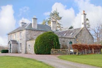 7 Bedroom Large Scottish Country House, Inverness-shire, Scotland