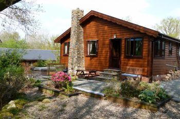 Milk Wood Lodges: Wnion Wood - Gwynedd