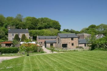 Farm cottage for 2 in South Hams, South Devon, West Country