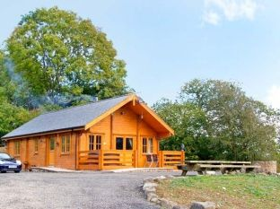 The George Cabin, Powys, Wales