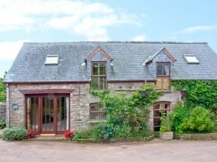 Brecon Beacons Farm Barn with Hot Tub, Powys, Wales