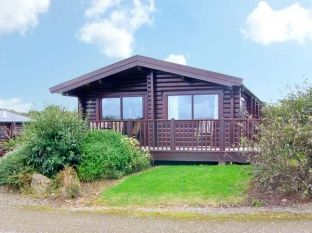 Ty Pren Holiday Lodge, Pembrokeshire, Wales