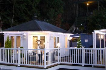 Whirlpool bath cottage sleeps 2 in North England, Lake District