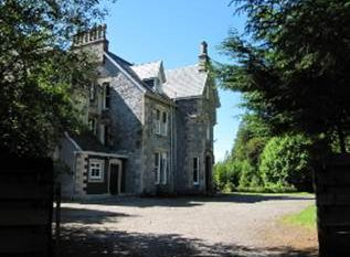 Glencarron Lodge (for 18)  & West Cottage (for 6) - Highland