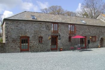 Cottage with a spacious bed for couples in Devon/Cornwall Border, West Country, South West