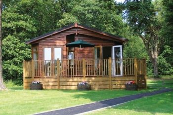 Exclusive Plus Dream Lodge - Hilton Woods Park, Cornwall, England