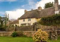 Hearthstone Thatched Cottage, Devon, England