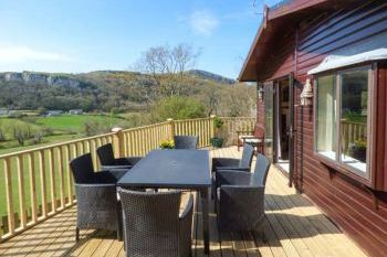 Springtime Holiday Lodge, Conwy, Wales