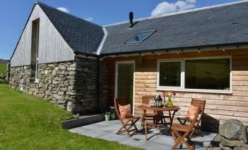 Rural Silverburn Cottage with Tay Valley Views, Perthshire, Scotland
