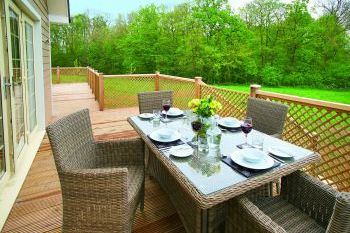 5 New Luxury Lodges, Essex, England