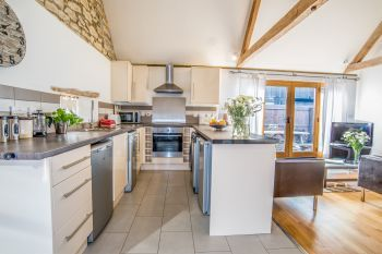 Cottage with Hot Tub Access   in Exmoor, The Jurassic Coast, South West, West Country