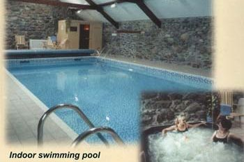 Gwynfryn Farm Cottages with Indoor Pool, Gym,  and Tennis Court, Gwynedd, Wales