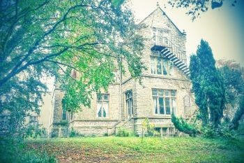 Grade II Listed Gothic Mansion, Bath and North East Somerset, England