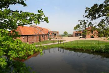 Wheatacre Hall Barns, Suffolk, England