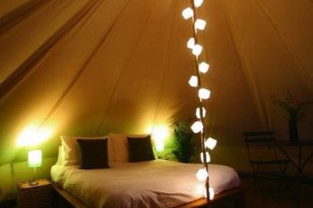Luxury Bell Tent, Devon, England