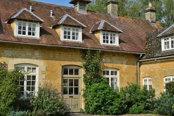 Newmarket Cottage at Bruern Cottages, Oxfordshire, England