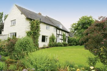 Cottage with king-size bed for 2 in Malvern and Herefordshire Hills, Heart of England