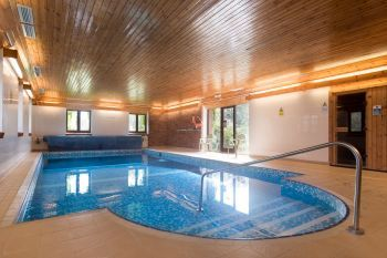 Accommodation with swimming pool for 2 in West Country, South West